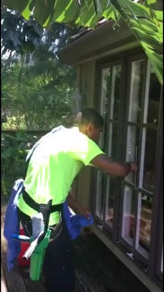 Total Shield Service - Window Washing