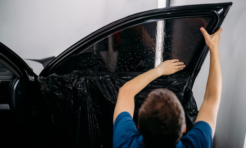 mobile window tinting services